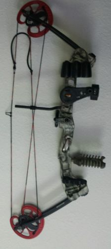 Barnett Archery Hunter Xtreme Right Handed Compound Bow Mossy Oak TruGlo Apex