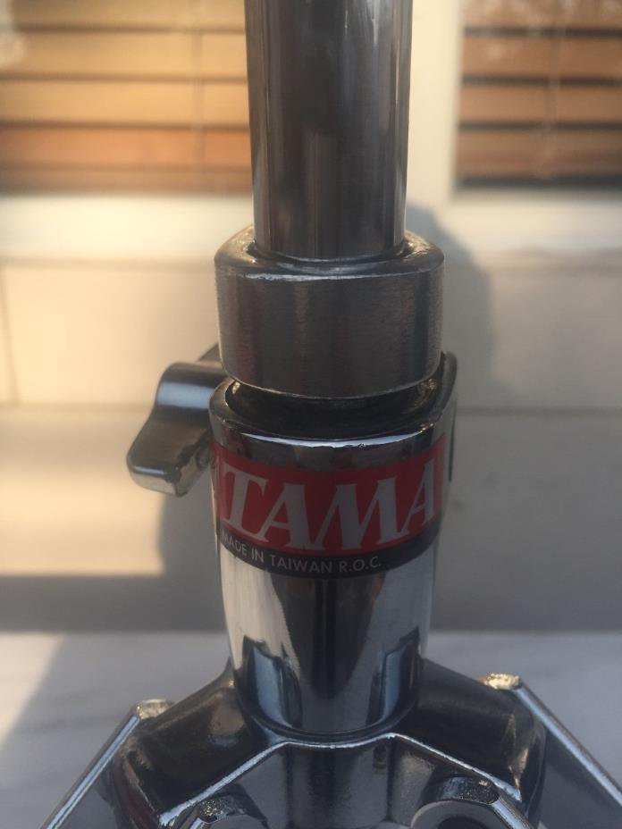 TAMA drum thone double braced.. Stand only! Heavy duty!