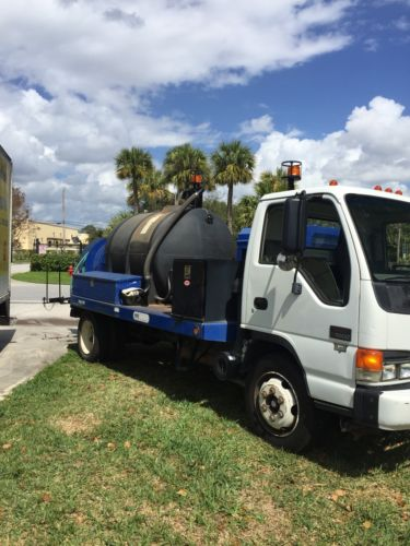 2005 Pipehunter 7834TM Sewer/Drain Jetter Truck
