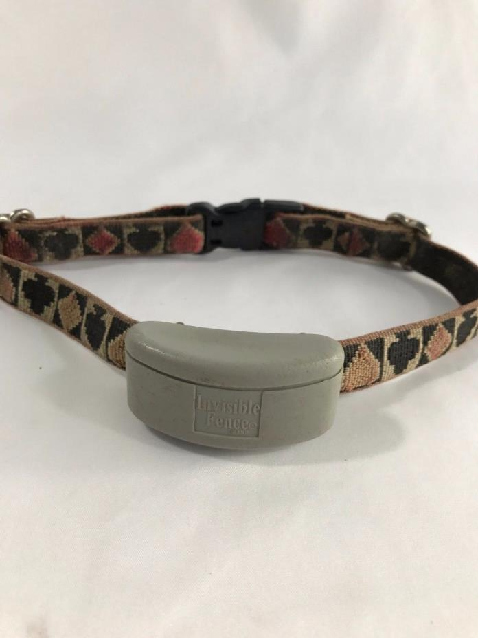 Invisible Fence Dog Collar 900-0025-01 Collar Receiver  Adjustable