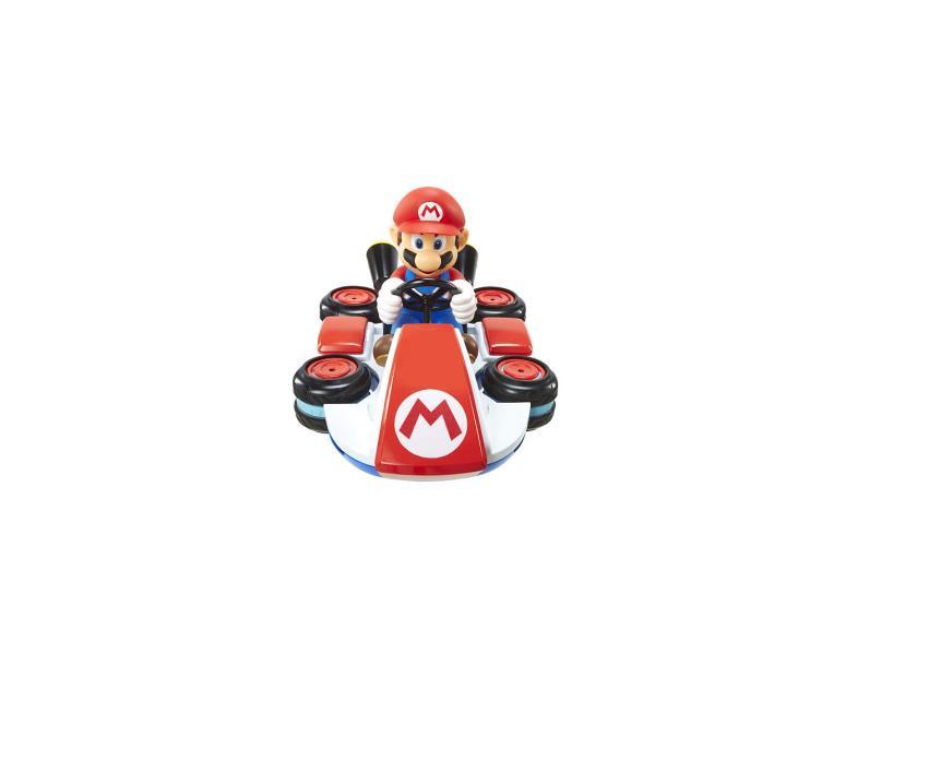 World of Nintendo Mario Anti-Gravity Drifts & Tricks Mini Remote Control Racer
