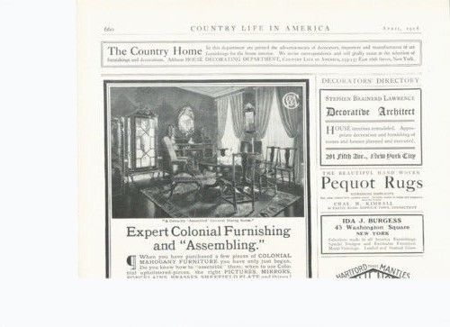 Colonial Furniture Company For Sale Classifieds