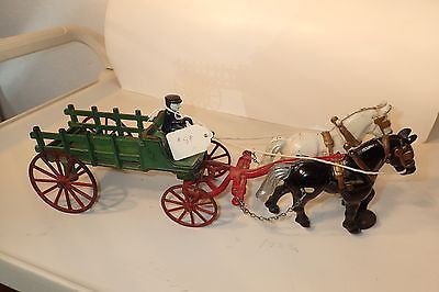 Keton Horse and Wagon