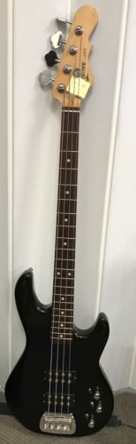 G&L Tribute  L-2000 Electric 4 String Bass Guitar Beautiful Blueburst Color