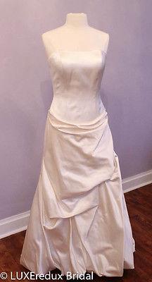 Priscilla of Boston Wedding Dress Label Size 12