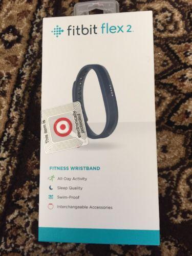 Brand New Fitbit Flex 2 Navy