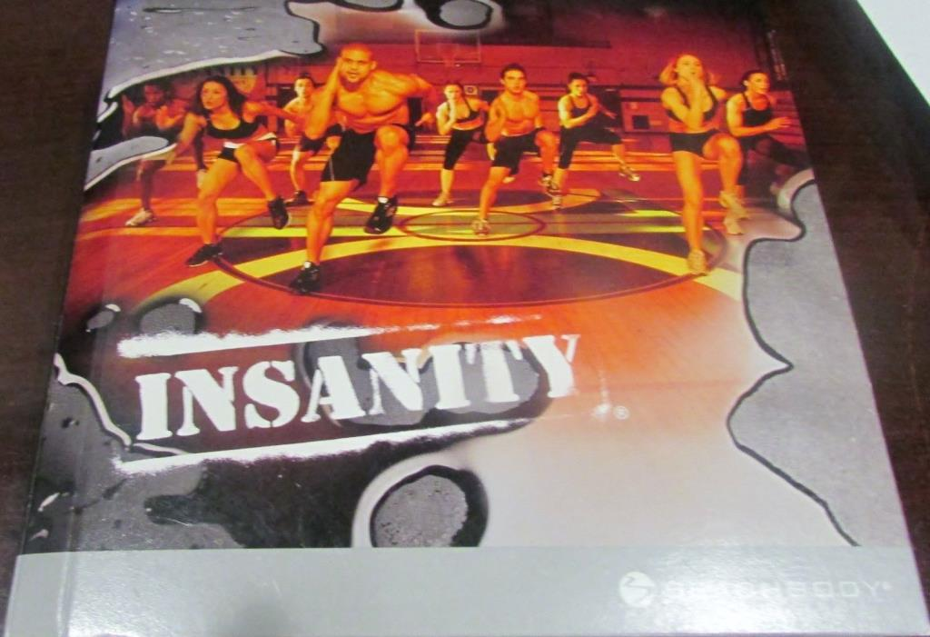 INSANITY Kit - DVD Workout
