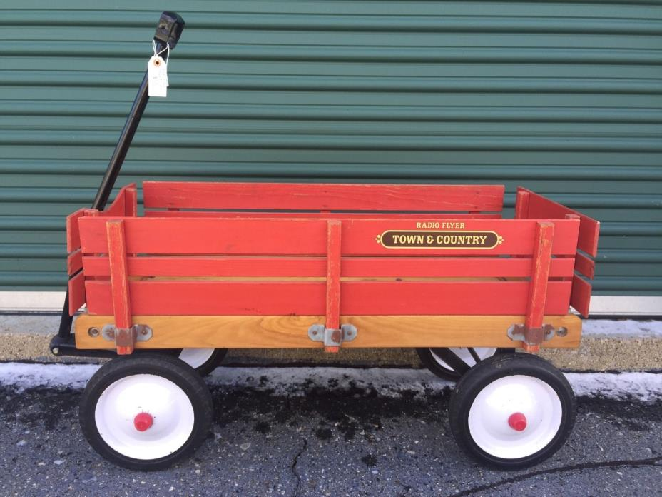 Radio Flyer Town And Country Wagon - For Sale Classifieds