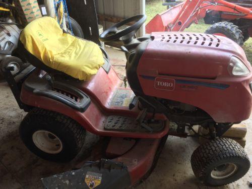 Lawn Tractor Toro