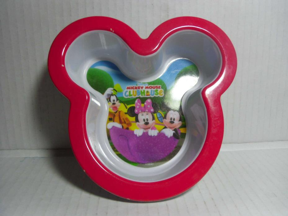 Mickey Mouse Clubhouse Collector Bowl