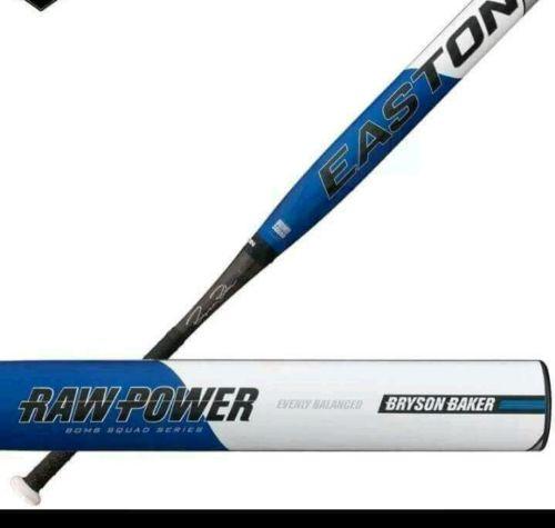 2015 New Rolled Easton Bryson Baker Balanced Slowpitch Softball Bat USSSA