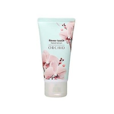 The face shop Flower Touch Hand Lotion Orchid [Korean Import]