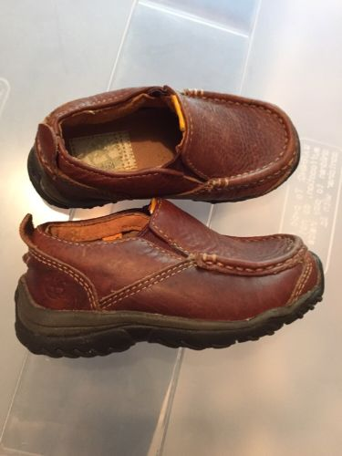 Toddler Timberland Loafers Shoes Sz 7