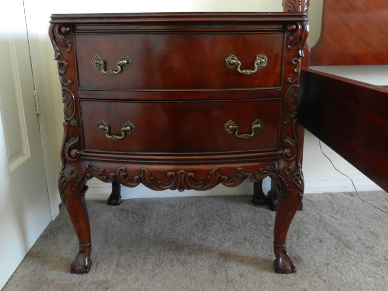 vintage nightstands for sale antique white nightstand for classifieds 6851
