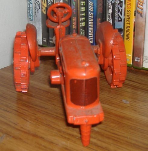 Allis Chalmers Small Toy Tractor For Repair. FREE SHIPPING!!!!
