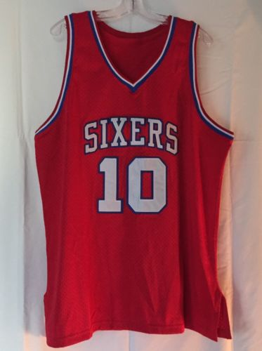 NBA Autographed Retro Jersey: Maurice Cheeks