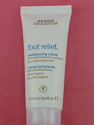 Aveda Foot Relief Moisturizing Cream  1.4 oz / 40 ml  Travel Size