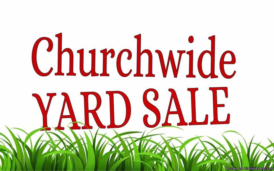 Remnant Worship Center Churchwide Yard Sale