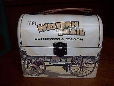 Western Lunch Box Child Item or Western Decoration Metal