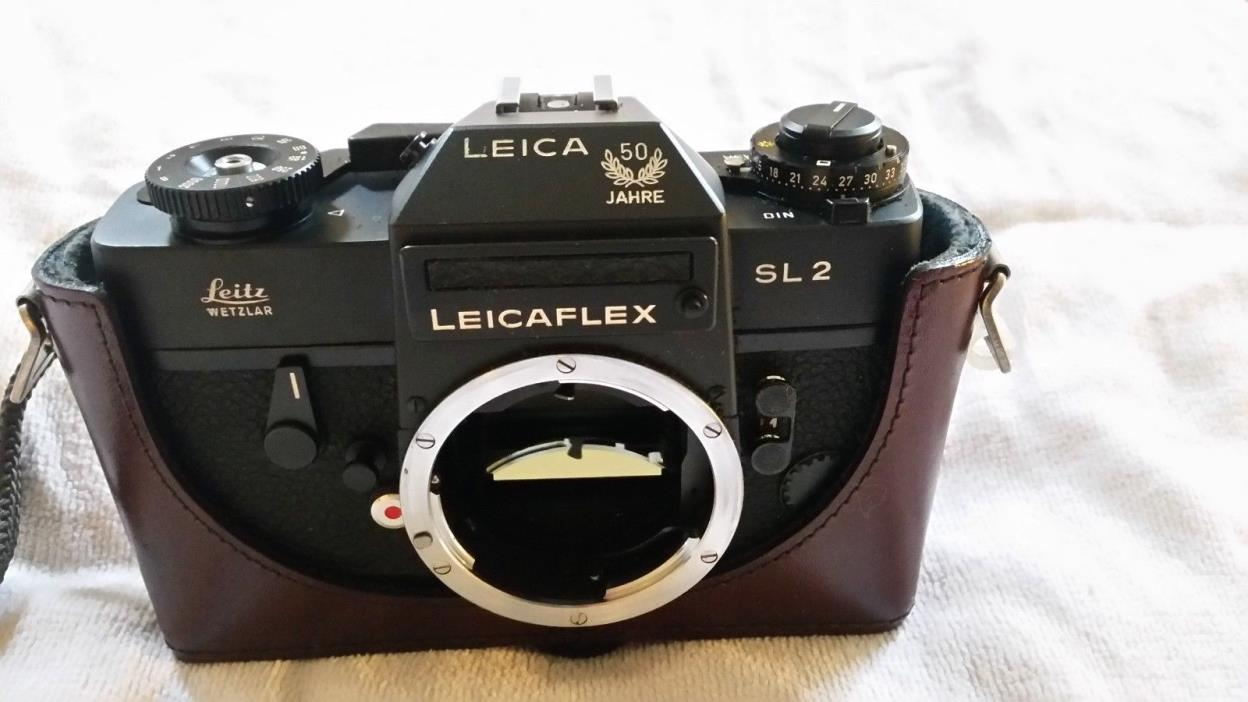 Leica Camera SL 2 1975 50 Jahre Limited