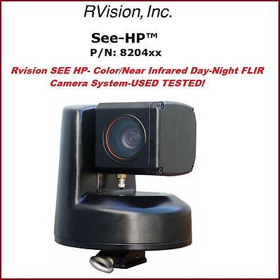 Rvision SEE HP- Color/Near Infrared Day-Night FLIR Camera System-USED TESTED!