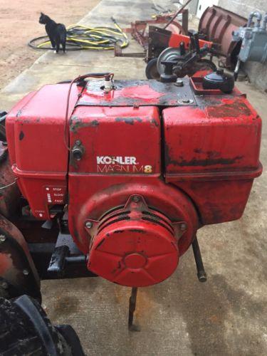Kohler magnum   8hp engine