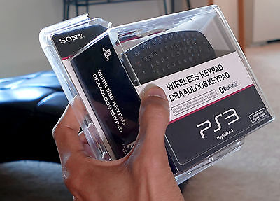 Sony Wireless Keypad For Playstation 3 for PS3 Controller