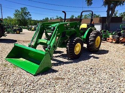 2017 John Deere 5045E Tractors