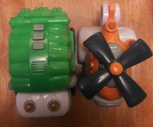Tonka Toddler Toys Truck and Helicopter