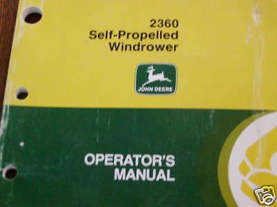 John Deere Manual Cd - For Sale Classifieds