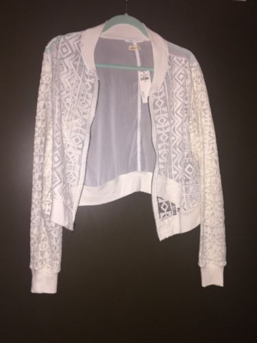 Women's HOLLISTER Jacket Women Large