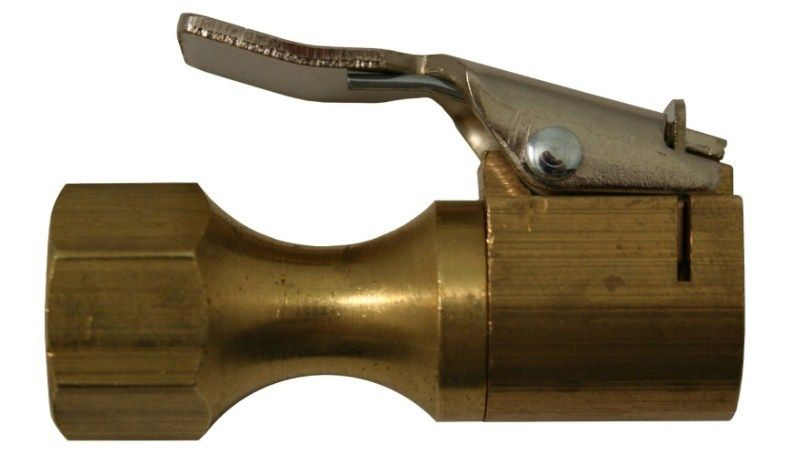 NEW CTA Tools 1930 Straight Lock-On Air Chuck 1/4-Inch Female NPT