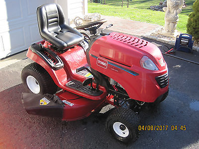 TORO LX460 TRACTOR 16 HP COMMAND 46 IN DECK AUTO TRANS
