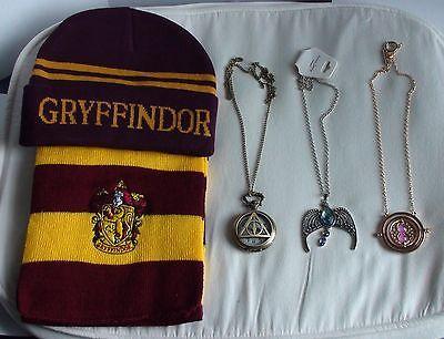 Harry Potter Watch - Gryffindor Scarf, Hat, - Ravenclaw - Time Turner
