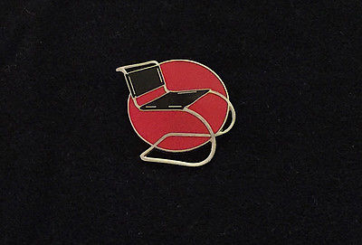 ACME STUDIOS  MIES VAN DER ROHE MR20 Modern Eames Era Chair Pin NEW 1990s