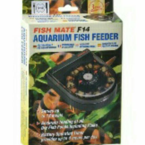 Fish Mate F14 Aquarium Fish Feeder