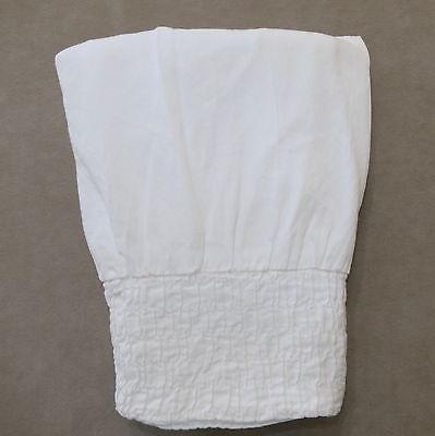 Linens Pillowcase Sham Cover Elegant Standard SOUP Seersucker Bright White