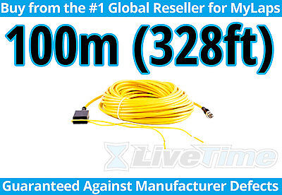 MyLaps 100m/328ft Connection Box (coax cable) (AMB, rc cars, r/c cars) - NEW
