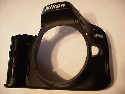 Nikon D5100 Front Housing Cover assy.  ** USED Very Condition **