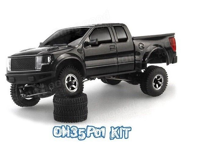 Orlandoo F150 OH35P01 KIT Assemble Climbing RC Car Parts Version