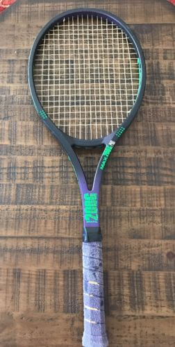 DUNLOP MAX 200G PRO GRAFIL INJECTION MOULDED TENNIS RACQUET MADE IN ENGLAND