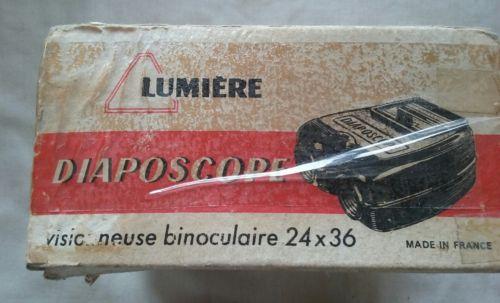 Vintage Diaposcope