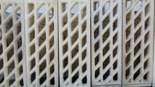 New Brick for Gas Heater lot of 6  Brick