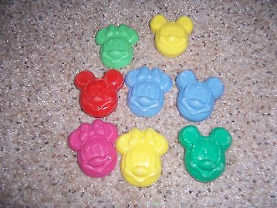 MICKEY & MINNIE MOUSE Decor Soap never used