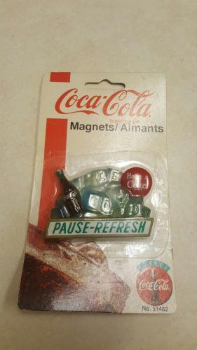 Vintage Coca-Cola Coke Refrigerator Magnet Have a Coke