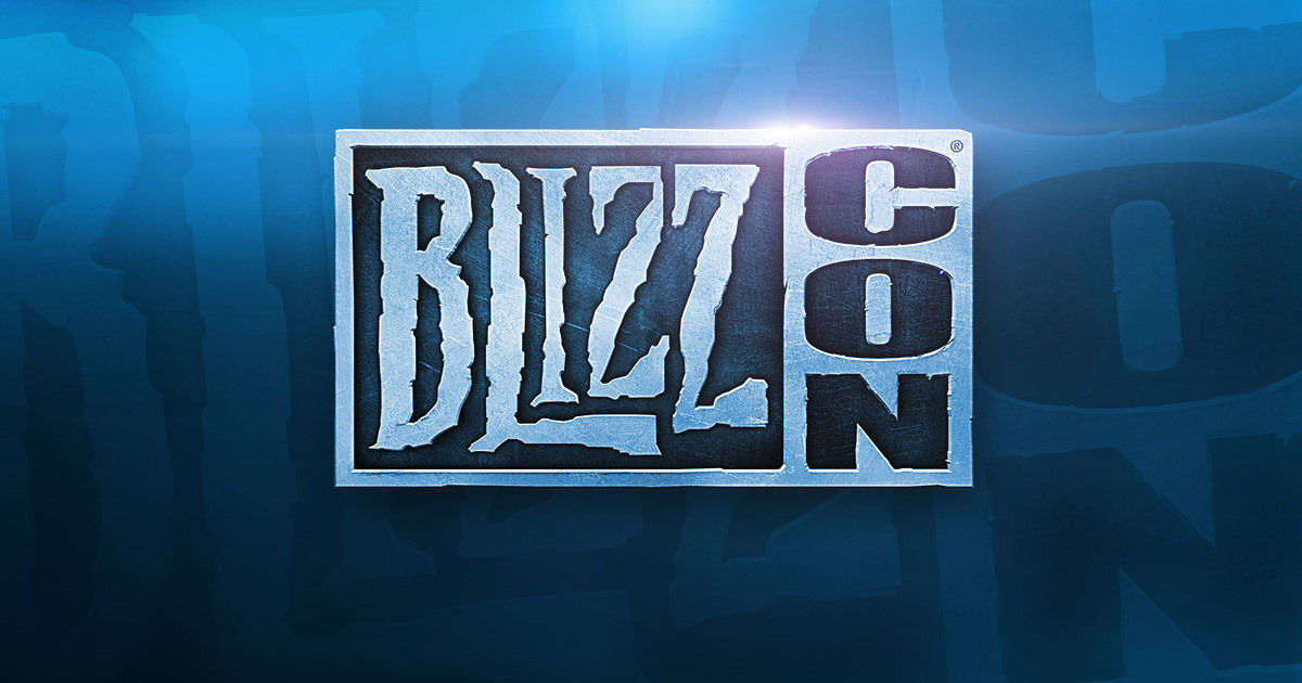 Two (2) Blizzcon 2017 General Admission Tickets w/ Goodie Bag Blizzard