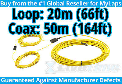 MyLaps 20m Loop w/ 50m Connection Box (AMB, rc cars, r/c cars) - NEW