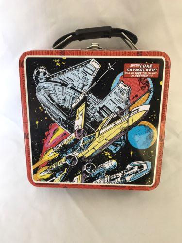 Star Wars Metal Lunch Box