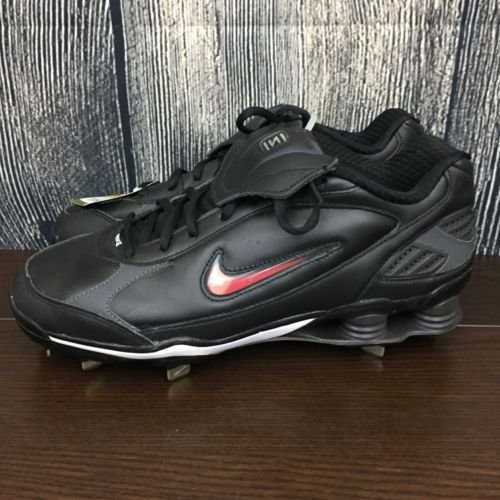 Nike Shox Zoom Men's Baseball Cleats Size 8.5. New And Unused!