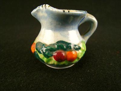 Miniature fruit pitcher